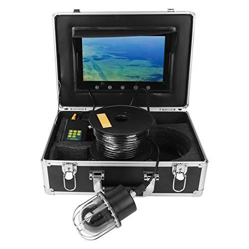 IP68 Fish Finder Cámara panorámica 10.1 'Vídeo Domo 360° giratorio para Snorkeling (regulación británica)