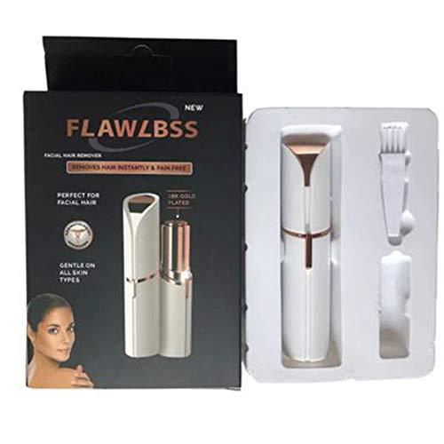 Gezichtshaar Verwijderen Oplaadbare White Lady Lazer 3 in 1 Ontharing Voor Body Lippen Neus Oor Gezicht Chin Fuzz,Usb