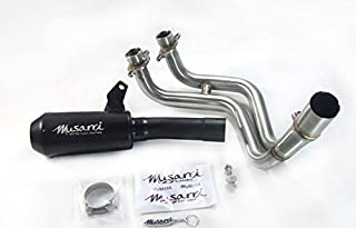 Musarri GP Street Series Full System Exhaust for Yamaha FZ-07/MT-07