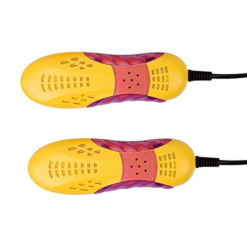 220V 10W Rennwagen-Form-Licht-Schuhtrockner Fußschutz Stiefel Geruch Deodorant Entfeuchten Geräte Schuhe Drier Heater ZHANGKANG