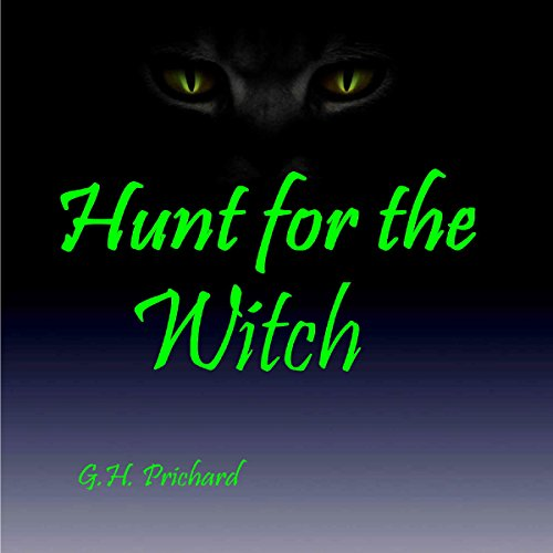 Hunt for the Witch audiobook cover art