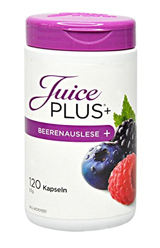 Juice Plus Pillole Perdita Del Peso, Juice Plus Pillole Bacca Miscela, Juice Plus Pillole 2 Mesi Rifornimento