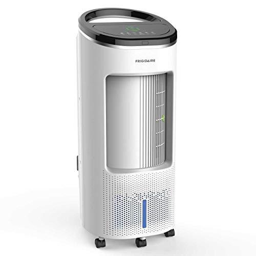 Frigidaire, EC200WF, Portable Indoor Outdoor Evaporative Air Fan and Humidifier, Swamp Cooler, 600 CFM, 250 Square Foot Effective Range