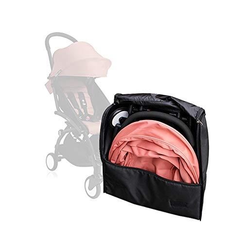 Kinderwagenzubehör für Babyzen Yoyo Kinderwagen Rucksack Reisetasche Yoya Aufbewahrungstasche (schwarz)