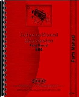 International Harvester 584 Tractor Parts Manual