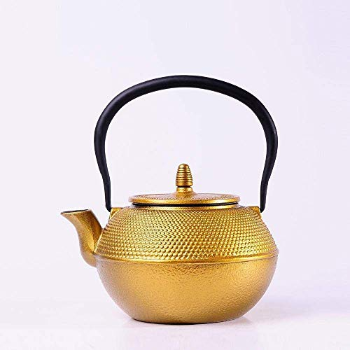 Kettle Tea Pots Cast Iron Teapot Set Tea Pot Tetsubin Kettle Boil Water Drinkware Tools