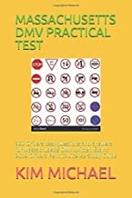 MASSACHUSETTS DMV PRACTICAL TEST: 360 Drivers test questions and answers for Massachusetts DMV written Exam: 2019 Drivers Permit/License Study Guide
