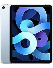 2020 Apple iPadAir (10,9‑inch, Wi-Fi + Cellular, 64GB) - Hemelsblauw (4egeneratie)