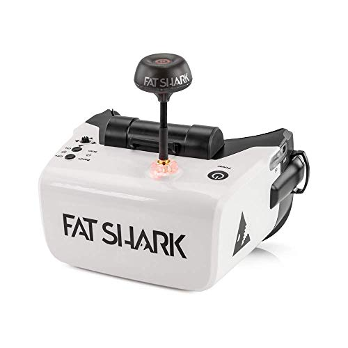 Fat Shark Scout Headset FPV Brille Fatshark für RC FPV Racing Drones (2019