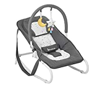 Badabulle Easy Baby Bouncer Chair from Birth, Baby Rocker