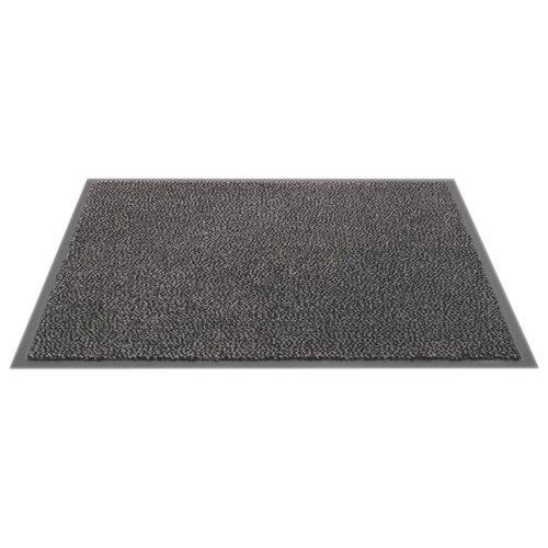 Siena Home 735234 Fußmatte MONO 60 x 80 cm schwarz