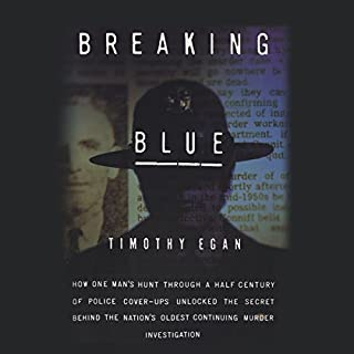 Breaking Blue cover art
