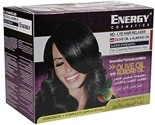 سائل نو لايي لتنعيم الشعر من اينيرجي كوزميتيكس، قوة فائقة، 3434433