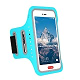 Waterproof Arm Phone Holder for Running Armband Compatible with iPhone Xs MAX,8 Plus,7 Plus,6 6S Plus,XR,XS,X,...