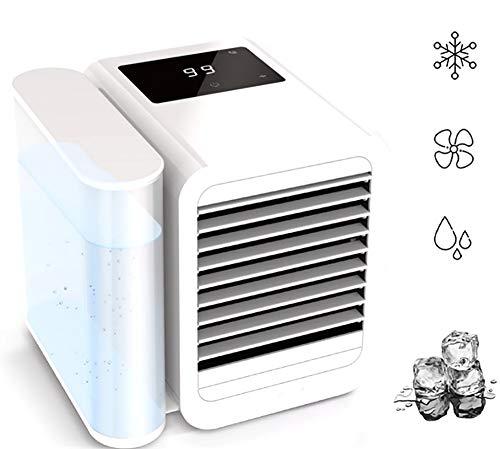 HHH Mini Air Cooler de Aire Purificador Humidificador y