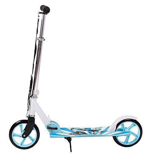FunTomia® Kickscooter Kinderroller Scooter Roller Cruiser Kick Jump Cityroller