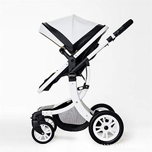 Amazing Deal Baby Stroller, can sit Flat and Lay high Landscape Folding Baby Stroller