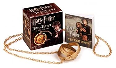 Harry Potter Time Turner Sticker Kit (Running Press Mega Mini Kits)