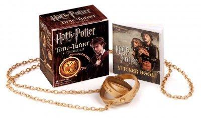 Harry Potter Time Turner Sticker Kit (Running Press Mega Mini Kits)