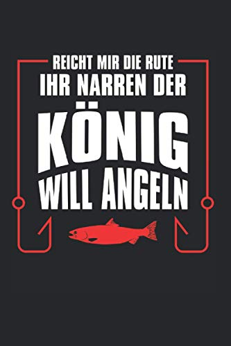 Reicht mir die Rute Angeln Lustiges Geschenk für Angler Kalender 2021: Angeln Fischen Kalender 2021 Geschenk Lustig / Angeln Fischen Taschenkalender ... November 20 bis Dezember 21 1 Woche pro Se