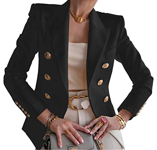 Damen-Blazer mit Reverskragen