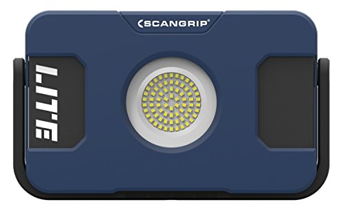 ScanGrip Lighting 03.5631 accu-LED-bouwlamp met USB-powerbank