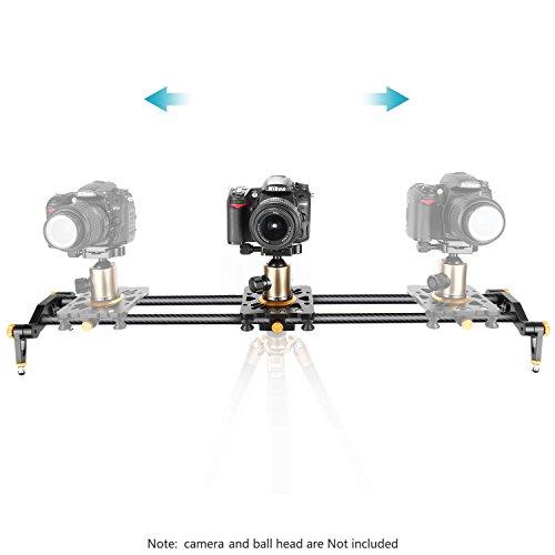 Neewer『炭素繊維カメラトラックスライダー』