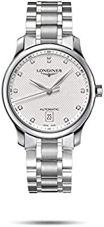 Lucy Longines Masters Series. Automatic mechanical men's watchL2.628.4.77.6