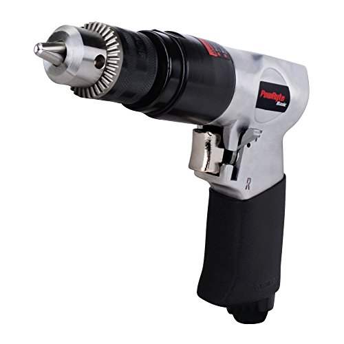 PowRyte 3/8-Inch Reversible Air Drill