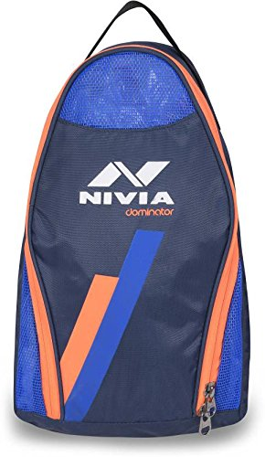 Nivia Dominator Shoe Bag (Navy Orange)