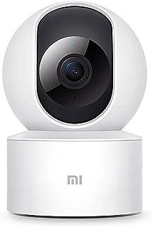 Xiaomi Mi 360° Camera (1080p) 360° panoramic view, full protection | Infrared Night Vision | AI Human Detection - Compatib...