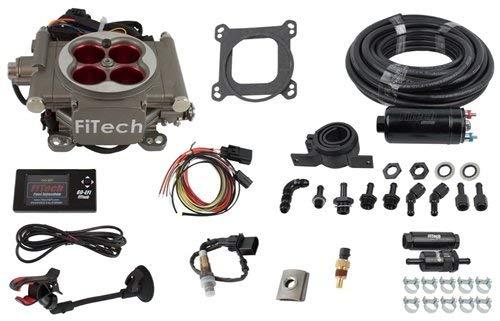 Fitech Fuel Injection 31003 Gostreet Efi - Throttle Body Master Kit 400 Hp Natur