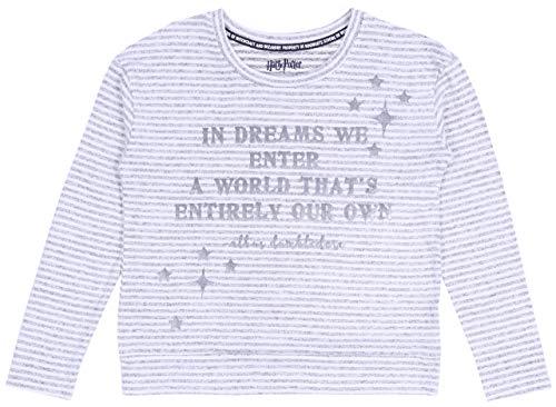 Een blouse met grijze strepen Harry Potter