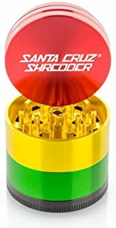 Santa Cruz Shredder Herb Grinder 4 Piece Small 1 5/8
