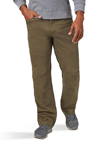 ATG by Wrangler Mens Synthetic Utility Pant Dark Shadow 38W x 34L