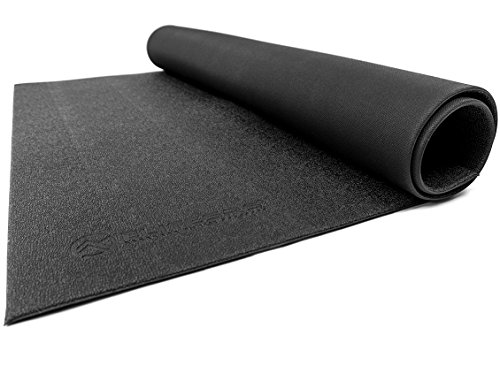 Jump Rope Mat - EliteSRS Fitness - Premium, Durable Fitness Mat with Non-Slip Texture - Portable: Easy to Store and Clean - Absorbs the Impact on Joints and Extends Jump Rope Life