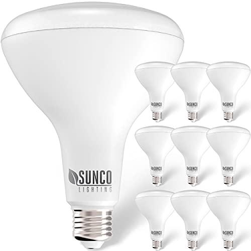 Sunco Lighting 10 Pack BR40