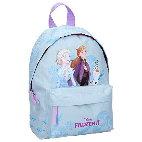 Frozen 2 Rucksack Frozen II Find The Way | PVC Free, Blau, OneSize
