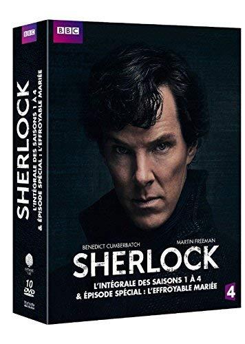Sherlock - L'intégrale de la série