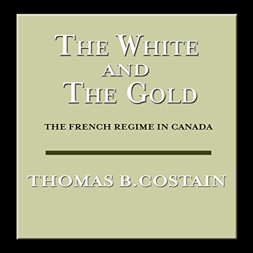 The White and the Gold audiobook cover art