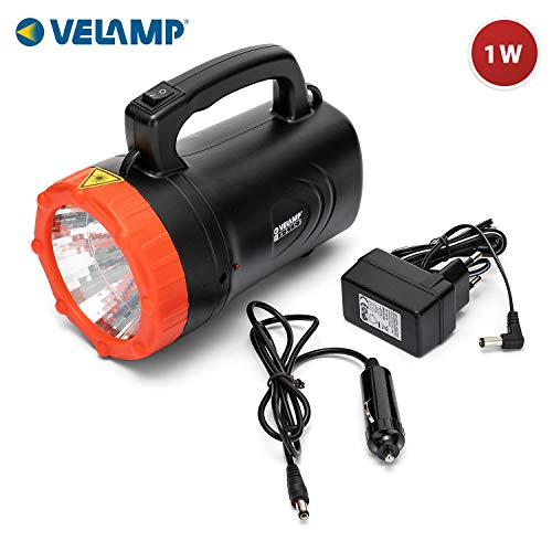 Vamp IR551LED - Linterna led recargable