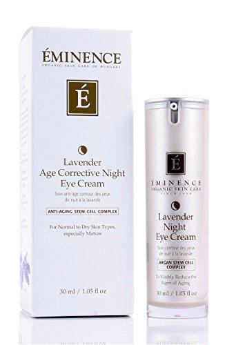 Eminence Organics Lavender Night Eye Cream 1.05 Oz / 30 Ml
