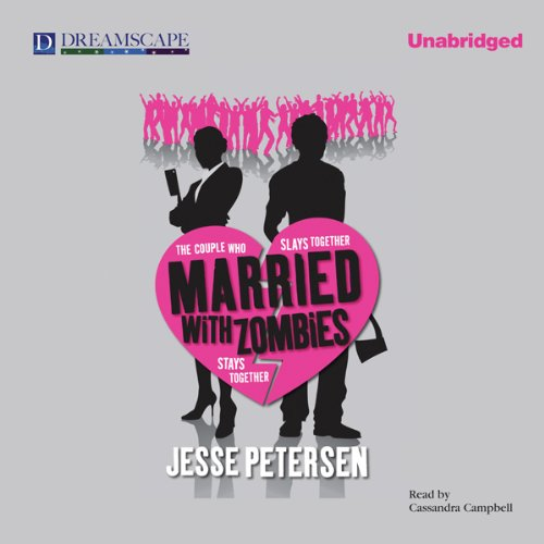 Married with Zombies audiobook cover art