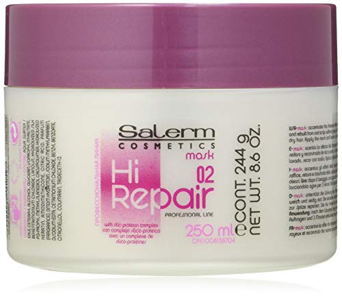 Salerm Cosmetics Hi Repair 02 Mascarilla - 250 ml
