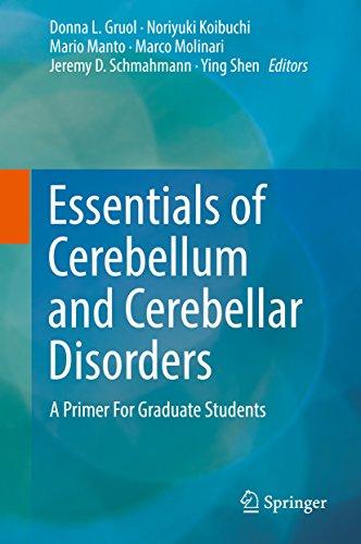 Essentials of Cerebellum and Cerebellar Disorders: A Primer For Graduate Students (English Edition)