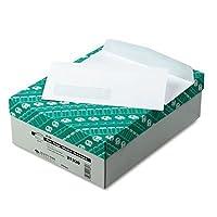 公園Ridgeエンボスウィンドウ封筒、# 10、41/ 8x 91/ 2、ホワイト、500/ボックス