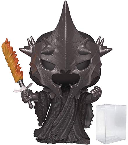 Funko Pop! Movies: The Lord of The Rings - Witch King of Angmar Vinyl Figure (Includes Pop Box Protector Case)