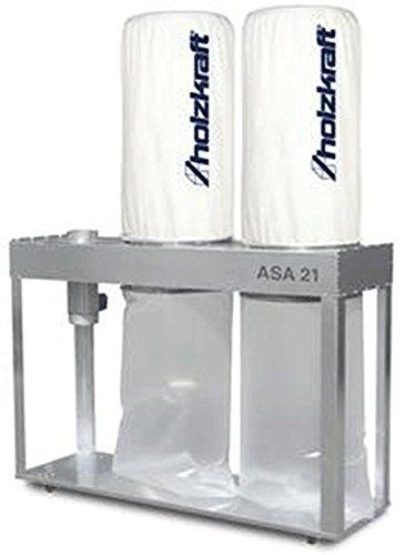 Holzkraft ASA 11 - Stationäre Rohluftabsauganlage