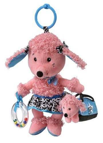 Infantino Lola The Poodle in Pink