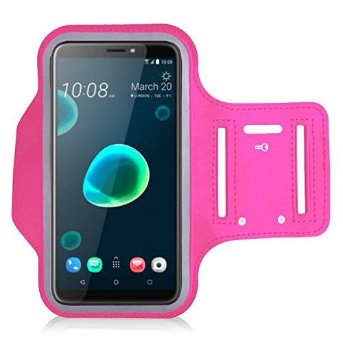 mächtig Armbänder einschließlich KP TECHNOLOGY® KP-HTC Desire für HTC One X +, Laufen, Radfahren, Wandern,…